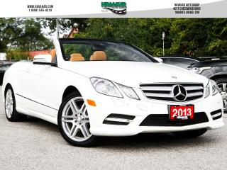 Used 2013 Mercedes-Benz E-Class E 350 for sale in North York, ON