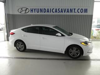 Used 2017 Hyundai Elantra Berline 4 portes, automatique, GL for sale in St-Hyacinthe, QC