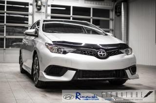 Used 2016 Scion iM chez Rimouski Hyundai for sale in Rimouski, QC