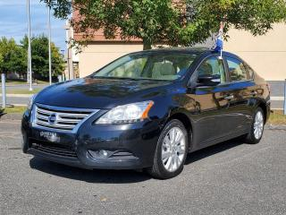 Used 2013 Nissan Sentra SV for sale in Drummondville, QC