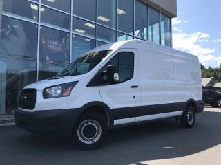 Used 2017 Ford Transit w/Sliding Pass-Side Cargo-Door for sale in Ste-Agathe-des-Monts, QC