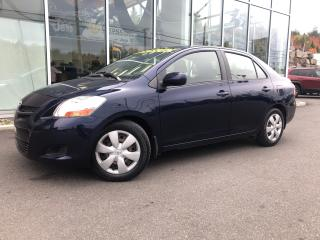 Used 2008 Toyota Yaris A/C for sale in Ste-Agathe-des-Monts, QC