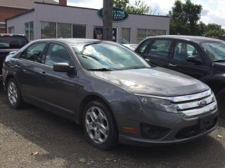 Used 2010 Ford Fusion SE for sale in Mississauga, ON