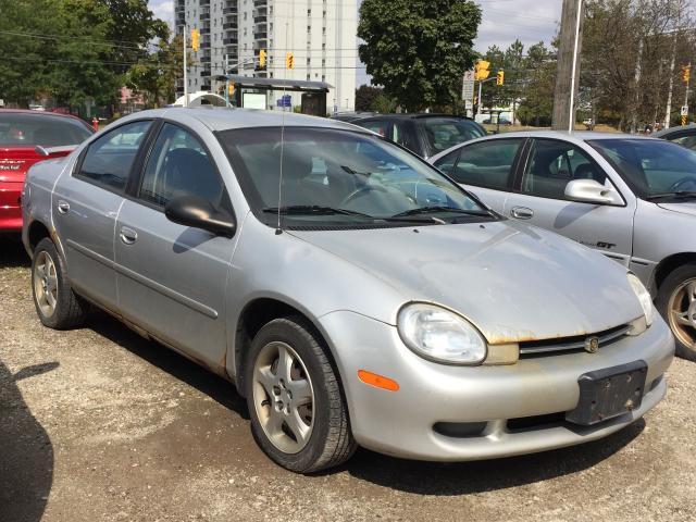 2001 Chrysler Neon S