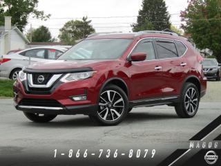 Used 2019 Nissan Rogue SL PLATINE + PROPILOT + NAV + BOSE + BAS for sale in Magog, QC