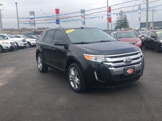 Used 2013 Ford Edge SEL*NAV*PANO ROOF*BACKUP CAM* for sale in London, ON