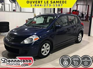 Used 2007 Nissan Versa 1,8 SL *AUTOMATIQUE* for sale in Donnacona, QC