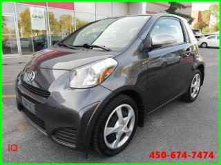 Used 2015 Scion iQ for sale in Longueuil, QC