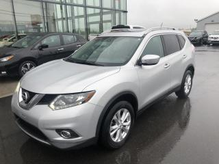 Used 2016 Nissan Rogue SV, AWD, TOIT PANO, 1.9% for sale in Lévis, QC