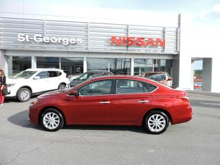 Used 2019 Nissan Sentra SV CVT for sale in St-Georges, QC