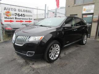 Used 2011 Lincoln MKX AWD LIMITED NAVIGATION Camera Recule Cui for sale in Montréal, QC