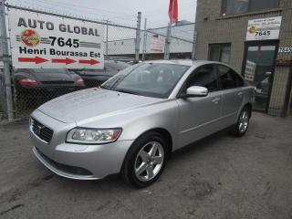 Used 2010 Volvo S40 2.4L FWD CUIR, MAGS Toit Ouvrant for sale in Montréal, QC