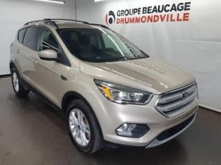 Used 2018 Ford Escape SE for sale in Drummondville, QC