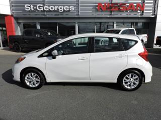 Used 2019 Nissan Versa NOTE SV CVT for sale in St-Georges, QC