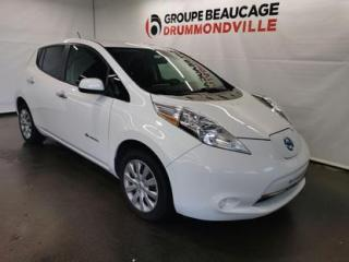 Used 2015 Nissan Leaf S for sale in Drummondville, QC