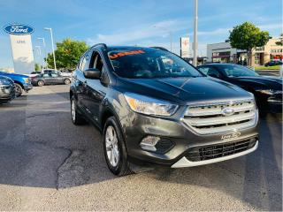 Used 2018 Ford Escape se,CERTIFICATIOBN POSSIBLE A 1.9% for sale in Lévis, QC
