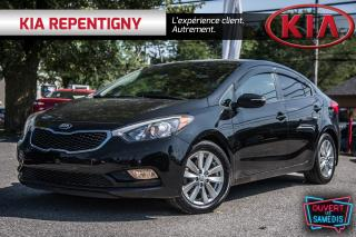 Used 2015 Kia Forte 2015 Kia Forte - 4dr Sdn Auto LX for sale in Repentigny, QC
