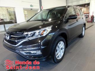 Used 2015 Honda CR-V AWD EX Toit Camera Mags Bluetooth for sale in St-Jean-Sur-Richelieu, QC