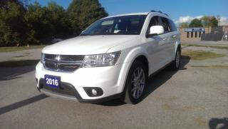 Used 2016 Dodge Journey Limited for sale in Cambridge, ON