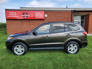 Used 2011 Hyundai Santa Fe LIMITED for sale in London, ON