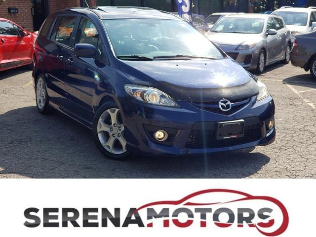 2009 Mazda MAZDA5 GT | AUTO | 6 PASS. | FULLY LOADED | NO ACCIDENTS