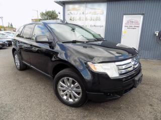 Used 2007 Ford Edge ***SEL,AWD,4X4,CUIR,TOIT, for sale in Longueuil, QC
