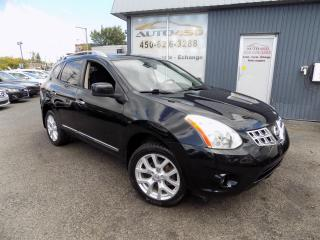 Used 2012 Nissan Rogue ***SV,AUTOMATIQUE,BAS KILO,TOIT,MAGS*** for sale in Longueuil, QC