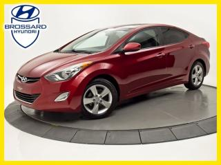 Used 2011 Hyundai Elantra GLS Toit Ouvrant Mags Bluetooth for sale in Brossard, QC