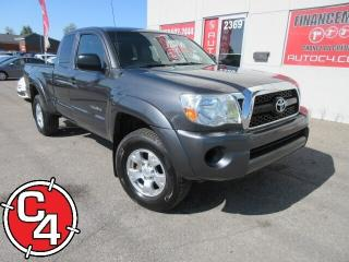 Used 2011 Toyota Tacoma SR5 4X4 MAG A/C GR ÉLECT BAS KILO for sale in St-Jérôme, QC