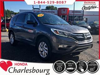 Used 2016 Honda CR-V SE AWD ***49 891 KM*** for sale in Charlesbourg, QC