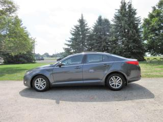 Used 2013 Kia Optima LX- ONE OWNER for sale in Thornton, ON