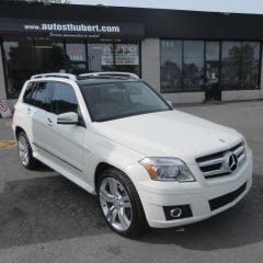 Used 2010 Mercedes-Benz GLK350 4MATIC **NAVIGATION/GPS** for sale in St-Hubert, QC