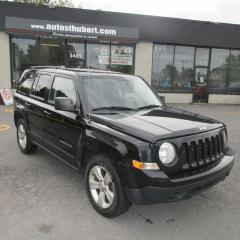 Used 2012 Jeep Patriot NORTH EDITION 4X4 for sale in St-Hubert, QC