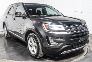 Used 2017 Ford Explorer XLT V6 AWD NAVIGATION MAGS GROSSE ECRAN for sale in St-Hubert, QC