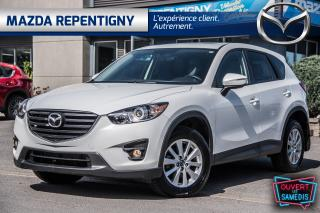 Used 2016 Mazda CX-5 2016 Mazda CX-5 - FWD 4dr Auto GS - GPS for sale in Repentigny, QC
