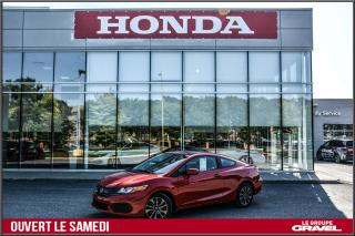 Used 2015 Honda Civic EX - Mags - Toit ouvrant - Caméra - for sale in Ile-des-Soeurs, QC