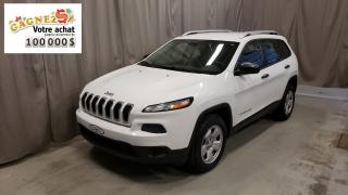 Used 2015 Jeep Cherokee Sport CHEROKEE for sale in Rouyn-Noranda, QC