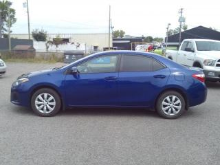 Used 2014 Toyota Corolla Berline 4 portes, boîte manuelle, S for sale in Ancienne Lorette, QC