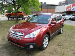 Used 2013 Subaru Outback 3.6R~SUNROOF~HEATED SEATS~BLUETOOTH~CERTIFIED!!! for sale in Toronto, ON