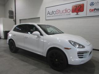 Used 2013 Porsche Cayenne Tiptronic AWD 3.6L **NAVI**TOIT PANO**PU for sale in Mirabel, QC
