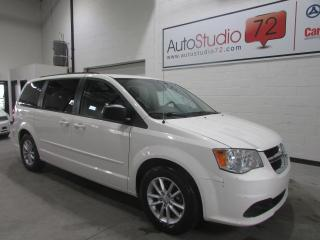 Used 2013 Dodge Grand Caravan SE 3.6L **MAGS**DVD**CLIM 2 ZONES** for sale in Mirabel, QC