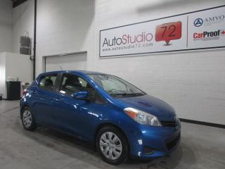 Used 2012 Toyota Yaris LE HB **AUTO**A/C**CRUISE**GR.ÉLEC.** for sale in Mirabel, QC