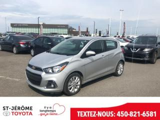 Used 2017 Chevrolet Spark * LT * AUTOMATIQUE * AIR * MAGS * for sale in Mirabel, QC