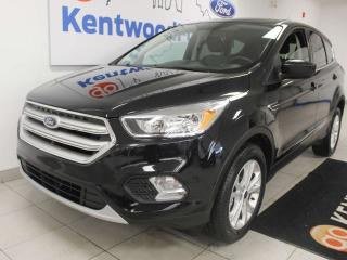 Used 2019 Ford Escape SE 4WD ecoboost with heated power seats, keyless entry and a back up cam for sale in Edmonton, AB