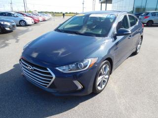 Used 2017 Hyundai Elantra GLS, MAGS,A/C,CAMERA APP CAR PLAY, BLUETOOTH, TOIT for sale in Mirabel, QC