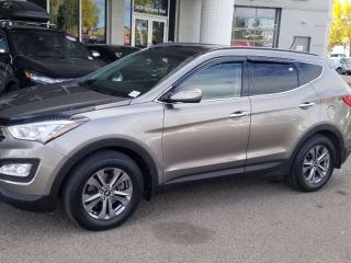 Used 2015 Hyundai Santa Fe Sport PREMIUM, BACKUP CAM, BLUETOOTH, HEATED SEATS AND MORE for sale in Edmonton, AB