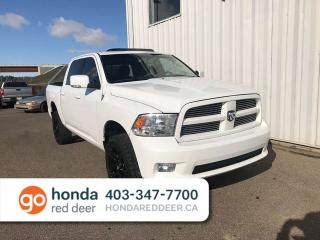 Used 2012 RAM 1500 Sport 4x4 Heated Seats Sunroof for sale in Red Deer, AB