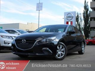 Used 2015 Mazda MAZDA3 Gx l Low Km l Great Shape! for sale in Edmonton, AB