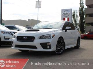 Used 2016 Subaru WRX STI l WRX l AWD l Nav l Roof l 2 sets of Rims/Tires for sale in Edmonton, AB