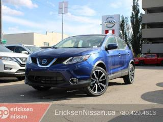 Used 2019 Nissan Qashqai SL 4dr AWD Sport Utility for sale in Edmonton, AB
